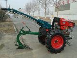 農業機械12HPの歩くトラクター