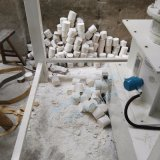 Hbp-01 presse à agglomérer de poudre de papier