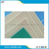 屋根ふき材料TPOポリエステル網の防水膜