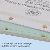 La promotion des fixations papier métallique avec une taille différente Avilable
