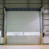 Liga de alumínio Porta de obturação de laminagem de Alta Velocidade