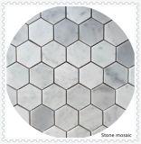 Mattonelle di mosaico di marmo della Cina per la parete della stanza da bagno