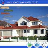 Soncap bestätigte Qualitäts-überzogene Dach-Steinfliese