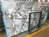 De Purpere Marmeren Plakken van China Calacatta voor Tegels en Countertop