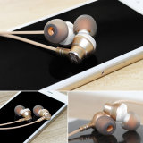 Novo estilo de fone de ouvido de metal de alta qualidade para iPhone