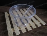 명확한 돔 뚜껑을%s 가진 플라스틱 컵이 공장에 의하여 애완 동물 컵 투명한 애완 동물에게 했다