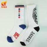 Breathable Baumwollsport-Großhandelssocken für Männer und Frauen-Socke