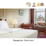 高品質のプロジェクトの木製の客用の寝室の一定のホテルの居間の家具(HD1301)