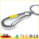 Geformtes Metall Keychain anpassen