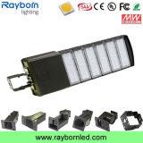 Alto brillo de 300W Luminaria LED de iluminación de Estacionamiento de la luz de caja de zapatos