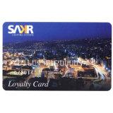 Impressão personalizada de alta qualidade Cartão de Visita em PVC/ cartão de PVC