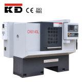 Ck6140L線形ガイドの方法平床式トレーラーCNCの旋盤機械