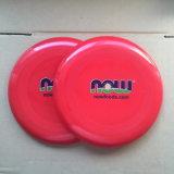 Logotipo personalizado plástico impresso Frisbee com a marca do OEM para a promoção