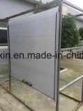 Дверь штарки ролика пожарной машины алюминиевая (алюминиевый сплав)