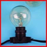 Напольный водоустойчивый цвет рождества СИД RGB освещает держатель светильника шнура игры