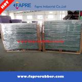 Esteiras duráveis de pouco peso de bloqueio do verde EVA/Rubber