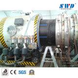 Hochgeschwindigkeits-PET Rohr-Produktionszweig