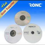 バージン材料とのPrinco DVD 16X 4.7GB 120min DVD-R
