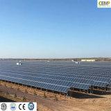 Il sistema di energia solare di su-Griglia & di fuori-Griglia ha riconosciuto il modulo solare monocristallino di 275W PV