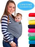 Multifunktionsbambusbaumwollschöne sichere Säuglingsbaby-Träger-Riemen-Verpackung