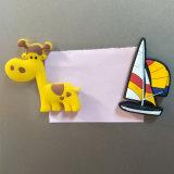 Style Fridge Magnet en PVC avec 100 % de la conception personnalisée pour cadeau souvenir