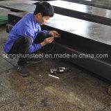 Aço de ferramenta de lustro 1.2738 chapas de aço do molde plástico
