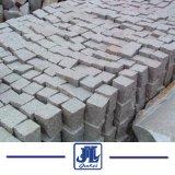 Granit/basalte/Ardoise/Bluestone Cobble Cube de Pierre Pierre pour la passerelle/DRIVEWAY/Parking pavés/pavage