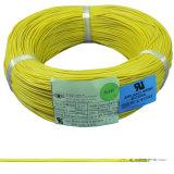 Résistant à la chaleur des câbles à revêtement en caoutchouc de silicone et de fils