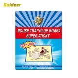 齧歯動物の防止のための強い付着力のラットのキャッチャーマウス接着剤のトラップのボード