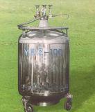 Cryogene Tank van uitstekende kwaliteit yds-100 Vloeibare Stikstof Container