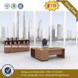 L'antiquité de la meilleure qualité de bureau de bureau de conception a ouvré les meubles de bureau financiers (HX-6N004)