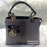 Sacs neufs de crocodile de sac à provisions de femme de modèle de sac à main de dames de type de mode de l'usine Sh243 de la Chine