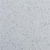 Белый кристаллический кварц каменных плит
