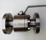 ステンレス鋼の精密投資鋳造のフランジ弁
