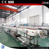 Línea de alto rendimiento de la protuberancia de la pelotilla del HDPE para la industria plástica del tubo
