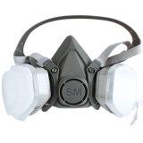 Double-Ball máscara de gás de carvão ativado
