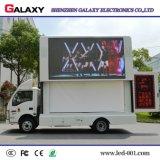 Visualización móvil al aire libre de la cartelera de P5/P6/P8/P10 Digitaces LED de hacer publicidad los carros