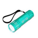 Luz de flash de LED de bolsillo personalizado