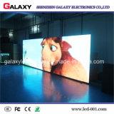 Panneau-réclame visuel fixe d'intérieur de mur d'étalage d'écran de panneau de P1.5625/P1.667/P1.923 HD DEL pour l'étape de TV, contrôlant le centre