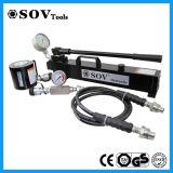 Cilindro idraulico di ritorno a semplice effetto antipolvere resistente alla corrosione della molla (SV16Y)