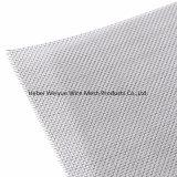 Tissu à armure toile fine Style tissu à mailles métalliques en acier inoxydable