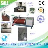 Machine de test électronique d'abrasion en caoutchouc DIN (GW-008)