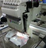 Singola macchina del ricamo automatizzata testa commerciale con prezzi del calcolatore dello schermo di tocco i migliori