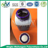 Goma violeta del color para la esponja de la espuma del poliéter