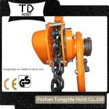 Het Hijstoestel van de hefboom 0.75 Ton 1 Ton 1.6 Ton 3.2 Ton 6 Ton Blok van de Hefboom van 9 Ton het Essentiële