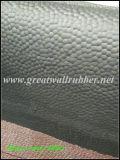 Stuoia della mucca, stuoia di gomma di superficie del martello con l'inserzione a strati 5-8mm
