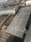 Außenverkäufe quellen Stahlmetalltür-Haut-Form hervor