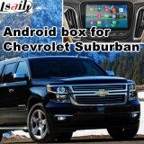 Interfaz video de la navegación androide del GPS para el sistema del GM Mylink de Chevrolet Suburban Tahoe etc