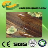 Type de plancher en bambou et traitement de surface teinté Carreaux de sol en bambou