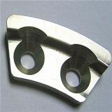 Подгонянные части CNC точности подвергая механической обработке алюминиевые
